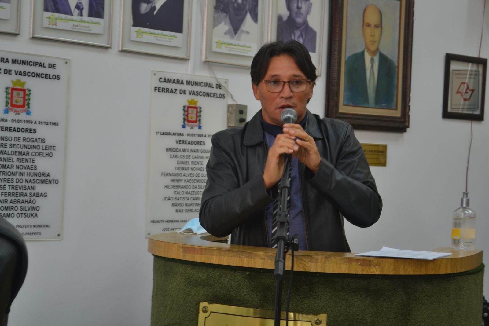 Para aliviar sofrimento, Fabinho propõe a criação da anistia de juros e multas atrasados