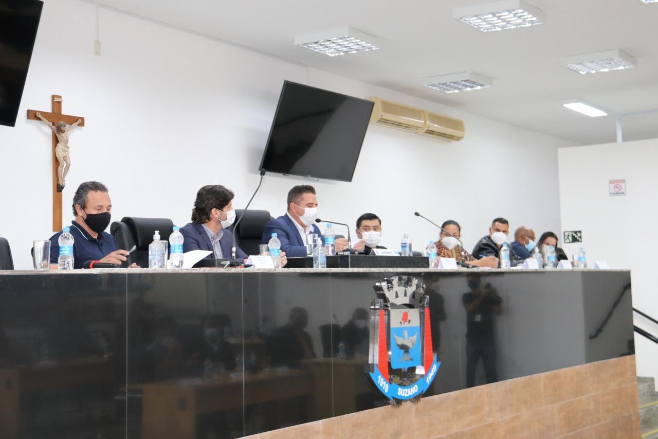 Vereador Teteco representa Câmara na reunião de Frente Intermunicipal em Suzano