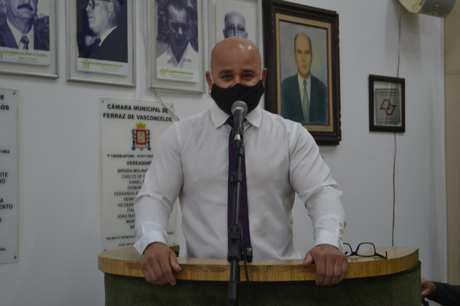 Vereador Eliel Fox prepara moção de aplauso a Guarda Civil Municipal por atuação