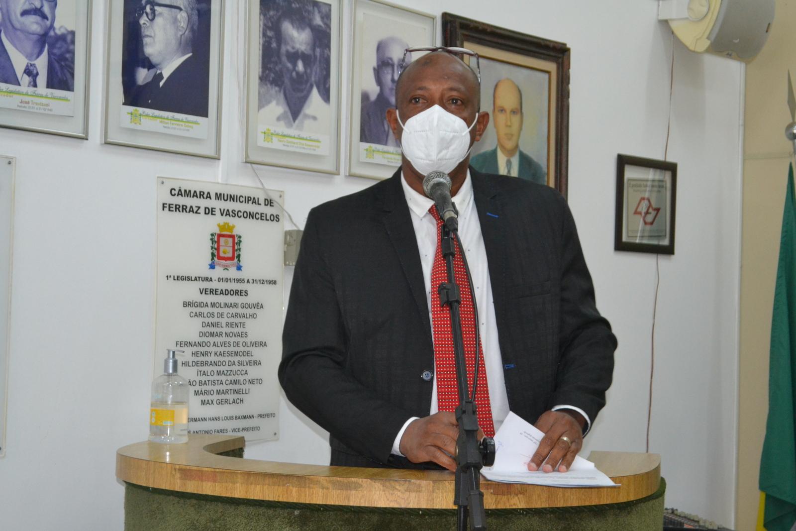 Vereador Tonho propõe a manutenção urgente da Creche Pastor Faria no Jardim Rosana