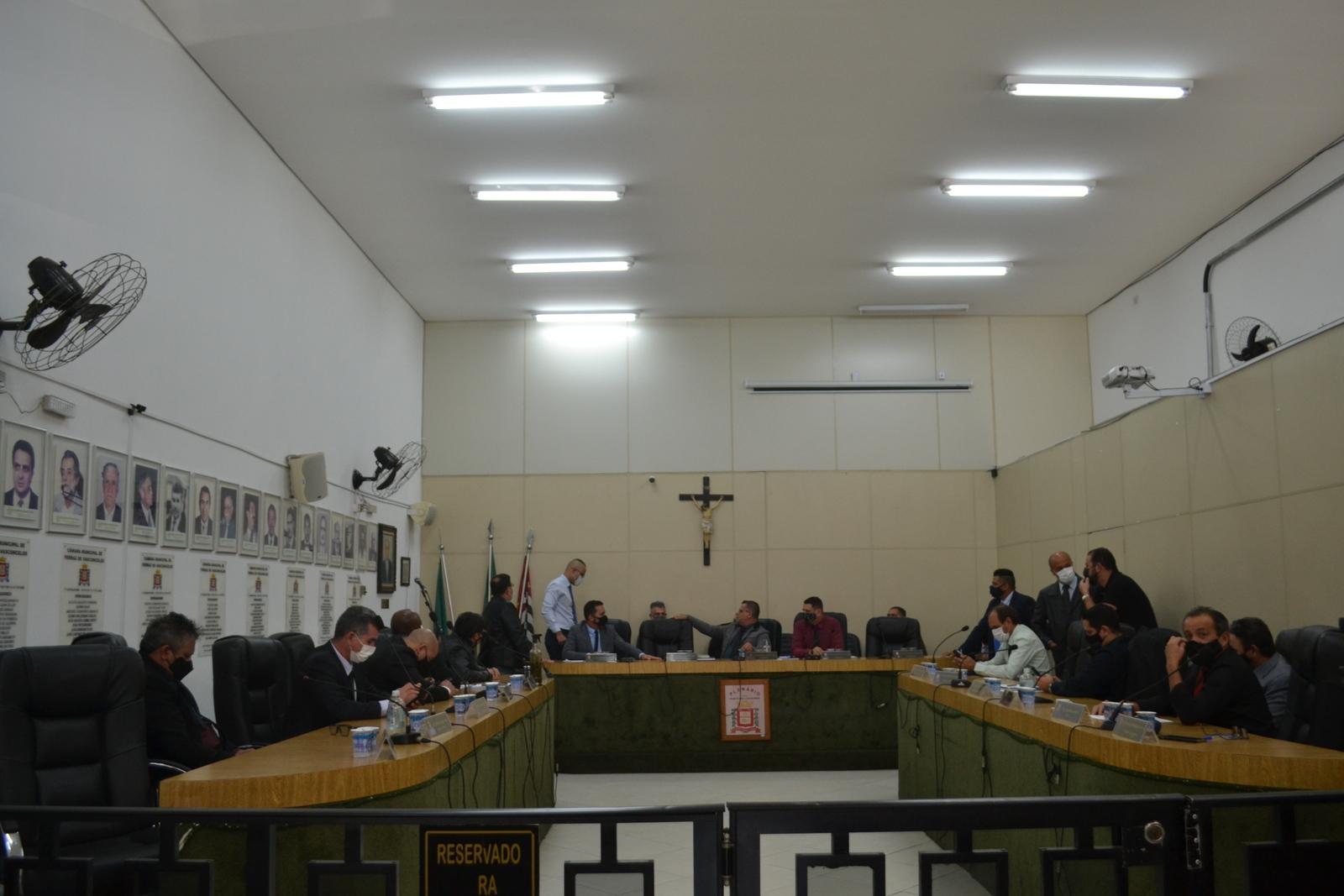 Câmara Municipal dá aval em segundo turno para empréstimo de R$21,3 milhões
