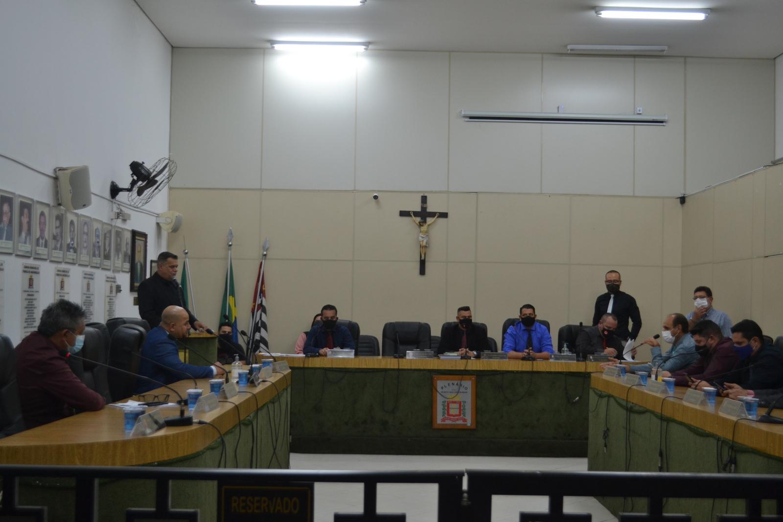 Vereadores aprovam a isenção de multas e juros vencidos até dezembro de 2020