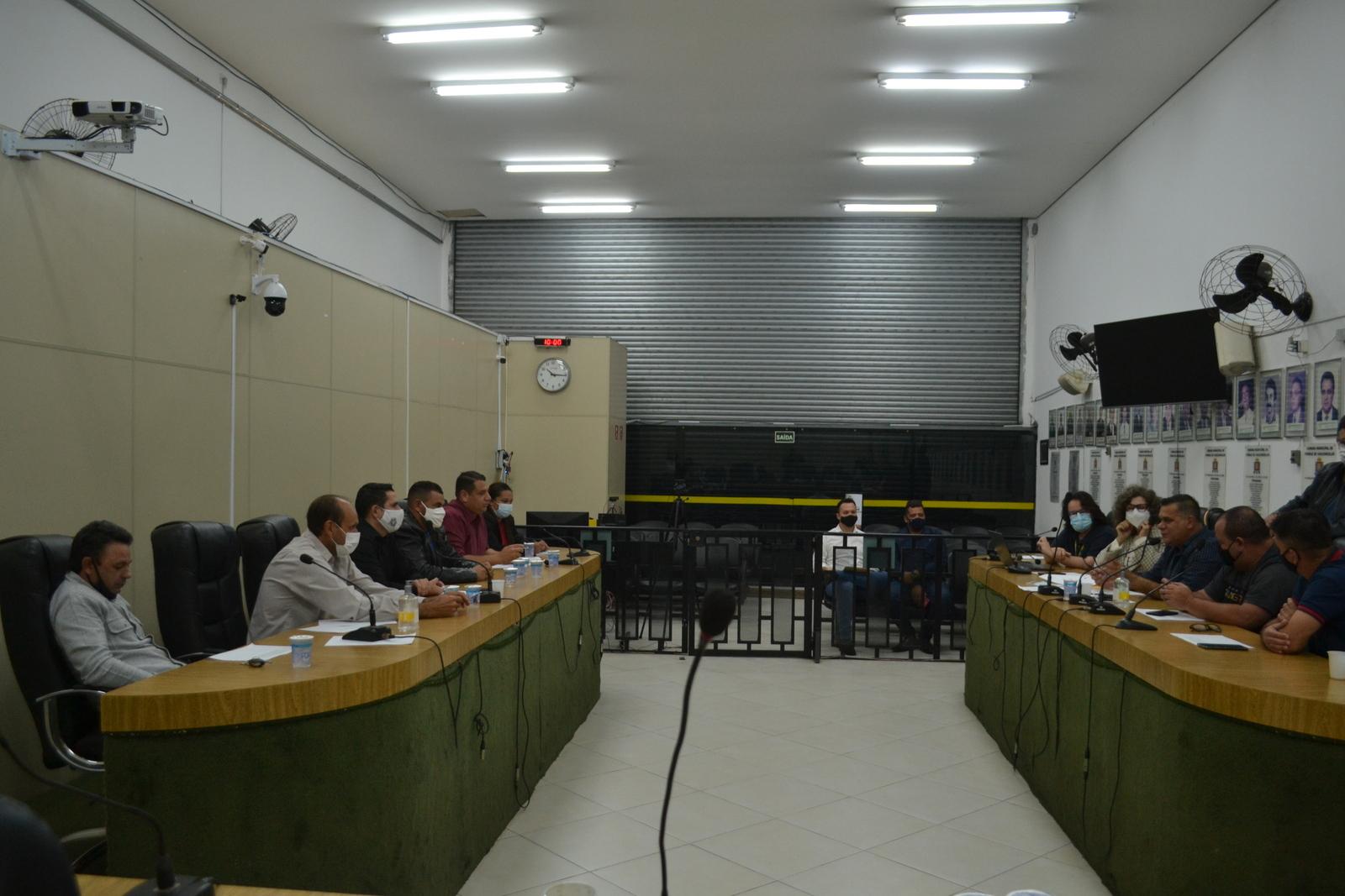 Em sessão extraordinária, Câmara Municipal votará a criação de anistia de multas e juros